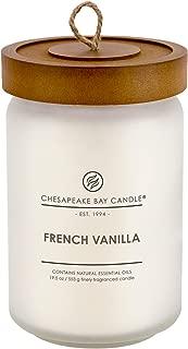 vanilla candle set