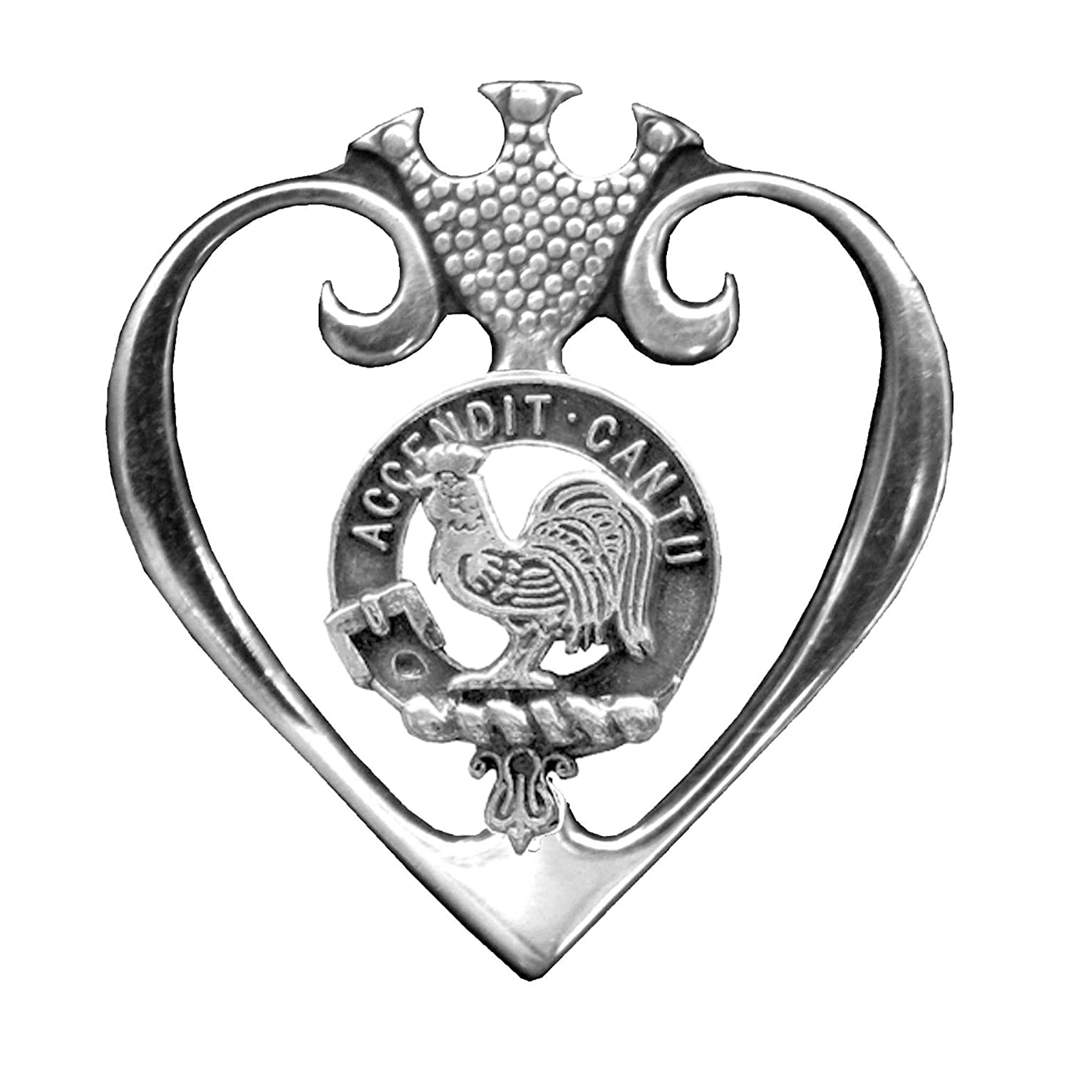 New color Selling and selling Cockburn Clan Luckenbooth Brooch