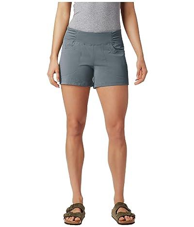 Mountain Hardwear Dynamatm Short (Light Storm) Women