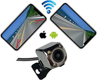 $49 » Casoda WiFi Wireless Backup Camera for iPhone and Android,Ultra Strong Signal Smooth Video Image Never Freezing Clear Pict...