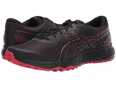 ASICS GEL-Scram(r) 5 (Black/Speed Red) Men