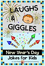 New Year's Day Jokes for Kids: Start off the New Year with Great Jokes to Share (Seasonal Joke Books Book 15) (English Edition)