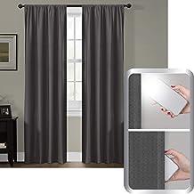 ستائر نافذة ذكية جوليوس تمنع نفاذية الضوء بنسبة 100% من مايتيكس 50 inches x 84 inches 5321
