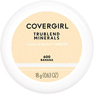 Covergirl Trublend Loose Mineral Powder, Banana, 0.63 Ounce