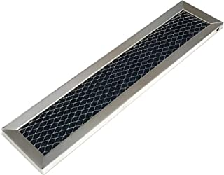 OEM GE Microwave CHARCOAL Filter Shipped With JVM3160DF2CC, JVM3160DF2WW, JVM3160DF3BB, JVM3160DF3CC, JVM3160DF3WW