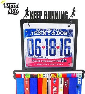running bib scrapbook
