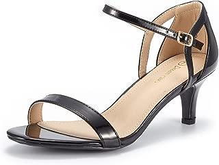 Best 2 1 2 inch heel sandals Reviews
