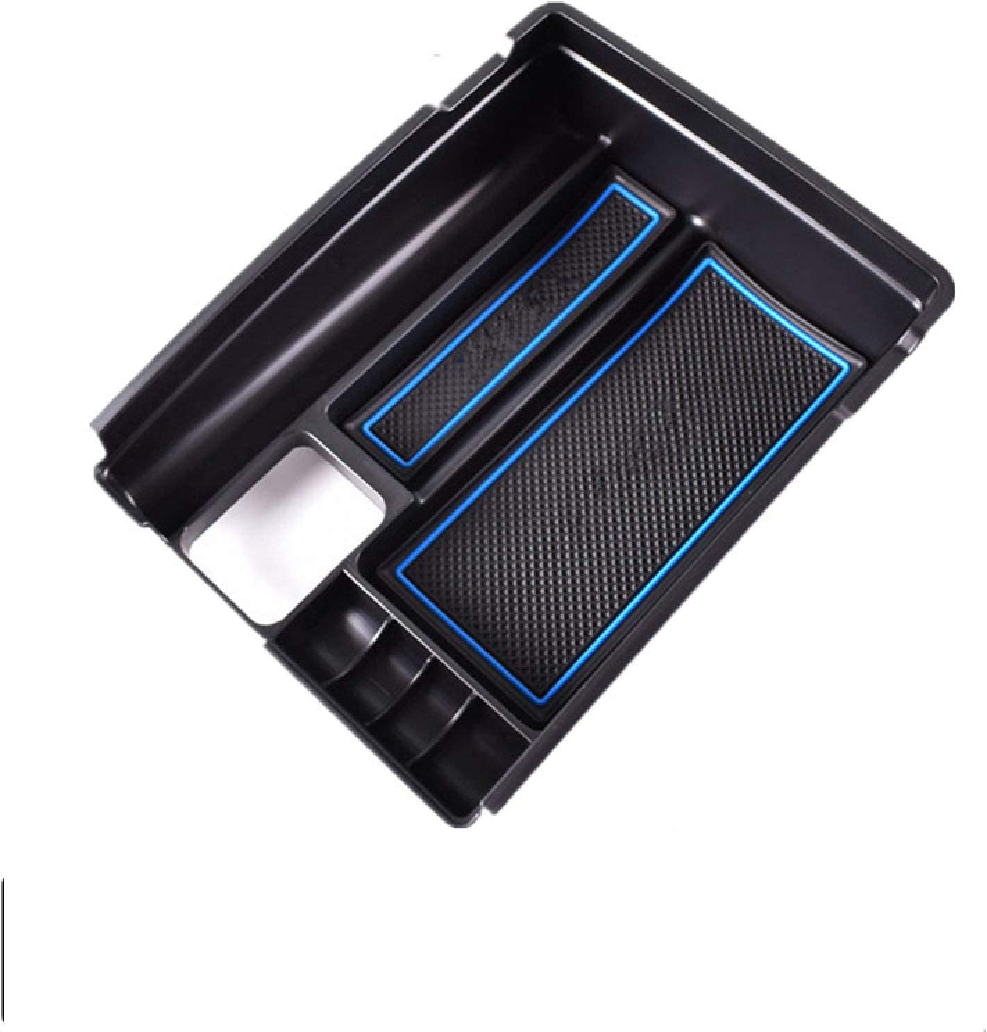 BYWWANG Car Central Excellence Armrest Storage Glove Auto Box Org Long Beach Mall Container