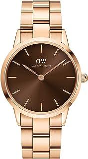 Daniel Wellington Iconic Link Amber Watch 36 DW00100461