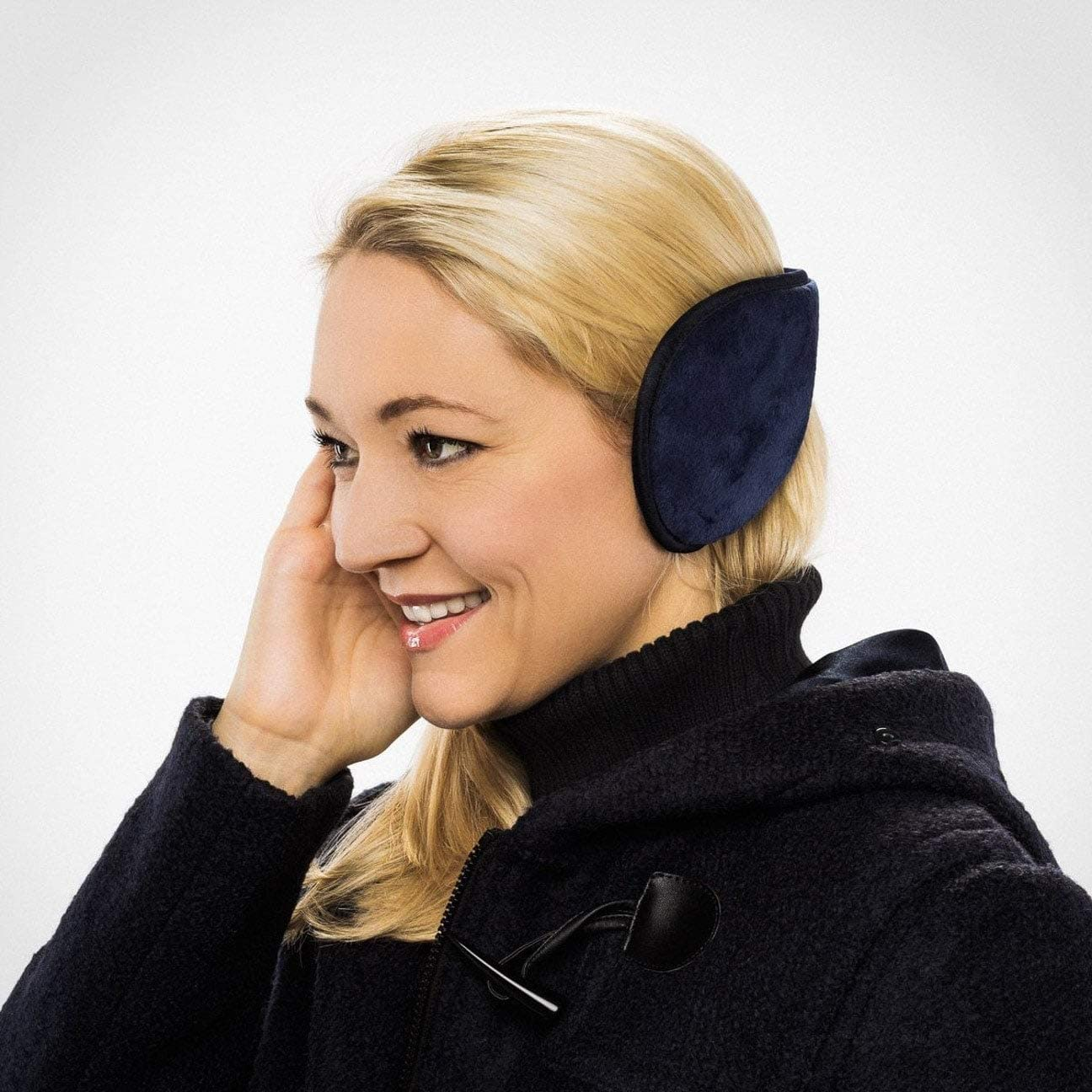 ohrenw/ärmend Ohrenband Herren Herbst-Winter McBurn Earband Basic Ohrenw/ärmer Damen//Herren