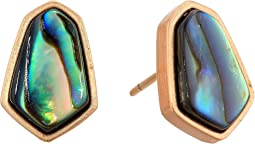 Rose Gold/Abalone Shell