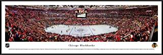 Chicago Blackhawks at United Center - Blakeway Panoramas NHL Prints