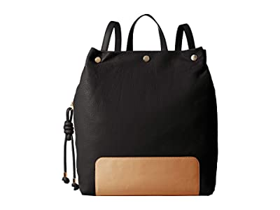 Vince Camuto Loula Backpack (Nero 02) Backpack Bags