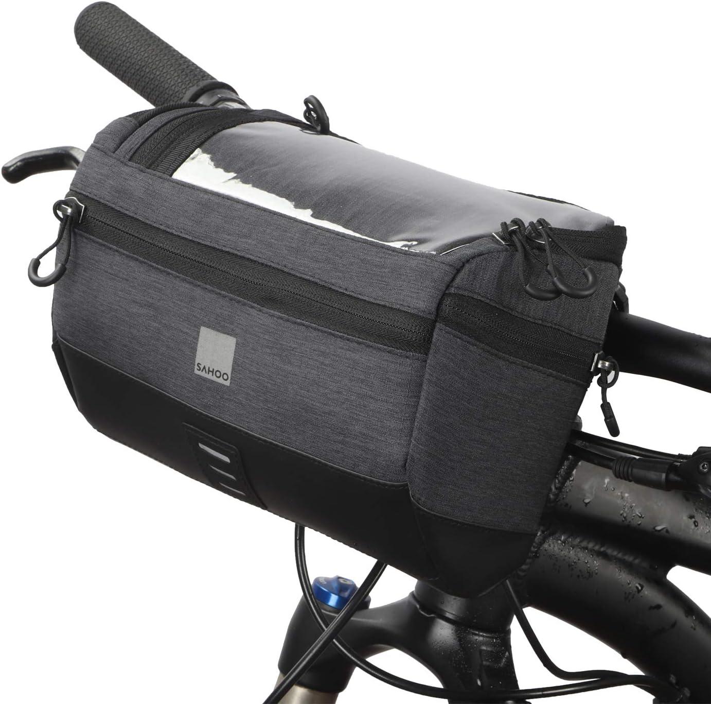 ArcEnCiel SAHOO Front Waterproof Bike Handlebar Bags
