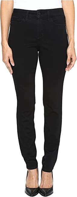Petite Ami Skinny Leggings in Luxury Touch Denim in Black