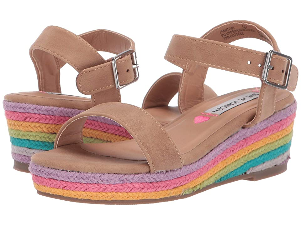 Steve Madden Kids Jsantori (Little Kid/Big Kid) (Blush) Girls Shoes
