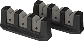 SEACHOICE 89501 3-Rod Storage Holder Black Abs Plastic