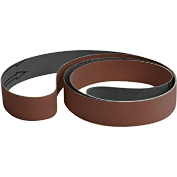 "2 Belts Engine Crankshaft Polishing//Sanding Belt 800 Grit 1/"" x 77/"" Flex Style"