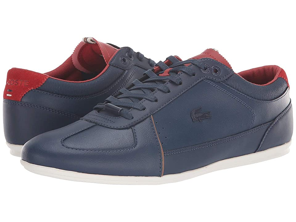 Lacoste Evara 318 2 (Navy/Red) Men