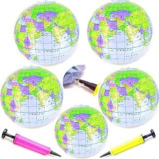 outdoor world globes