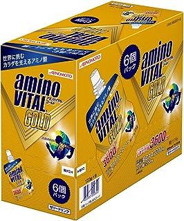 アミノバイタル GOLDゼリードリンク 135gx6本