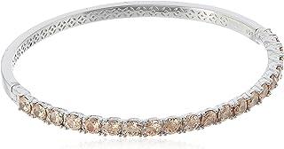 Esprit Collection ELBA91044C600 Women's Bracelet - 925/1000 Sterling Silver with Cubic Zirconia - 19.0 g