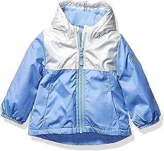 OshKosh B'Gosh Girls' Midweight Jacket with Fleece Lining