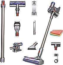 Flagship Dyson V7 Animal HEPA Cordless Stick Vacuum Cleaner: Lightweight, Powerful, Bagless Ergonomic, Telescopic Handl...