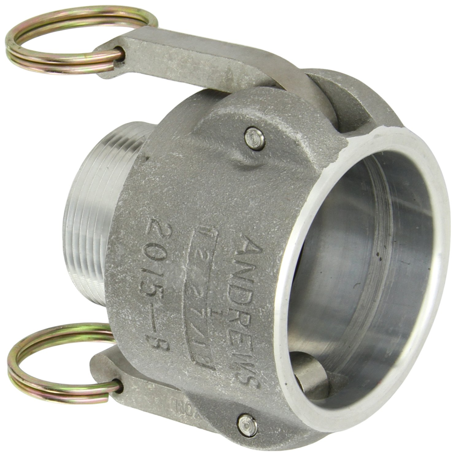 Campbell Fittings B-AL-600 6 Type B Aluminum Cam and Groove Hose Fitting