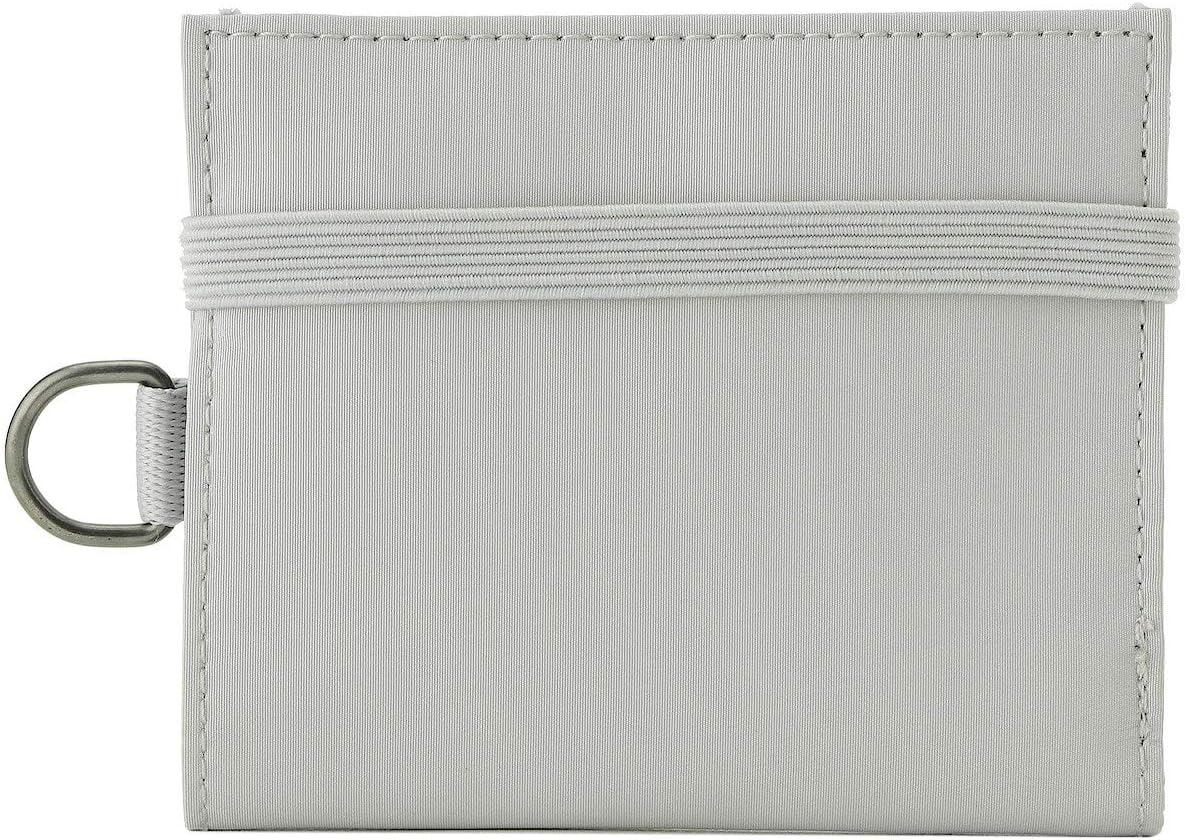 Muji Wallet, Polyester, Light Gray, OneSize
