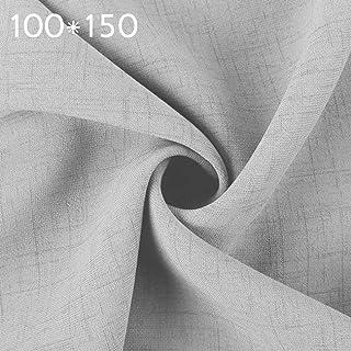 "SHINA 冷感 生地 DIYクラフト 通気性 DIY 手作り パッチワーク 生地 100cm x 150cm(39""x 59"")接触涼感 肌にやさしい 快適な生地 通気性 速乾性 アームカバー、ネックガード、服装用"