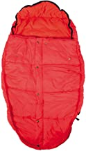 Mountain Buggy Fleece Stroller Sleeping Bag, Chili