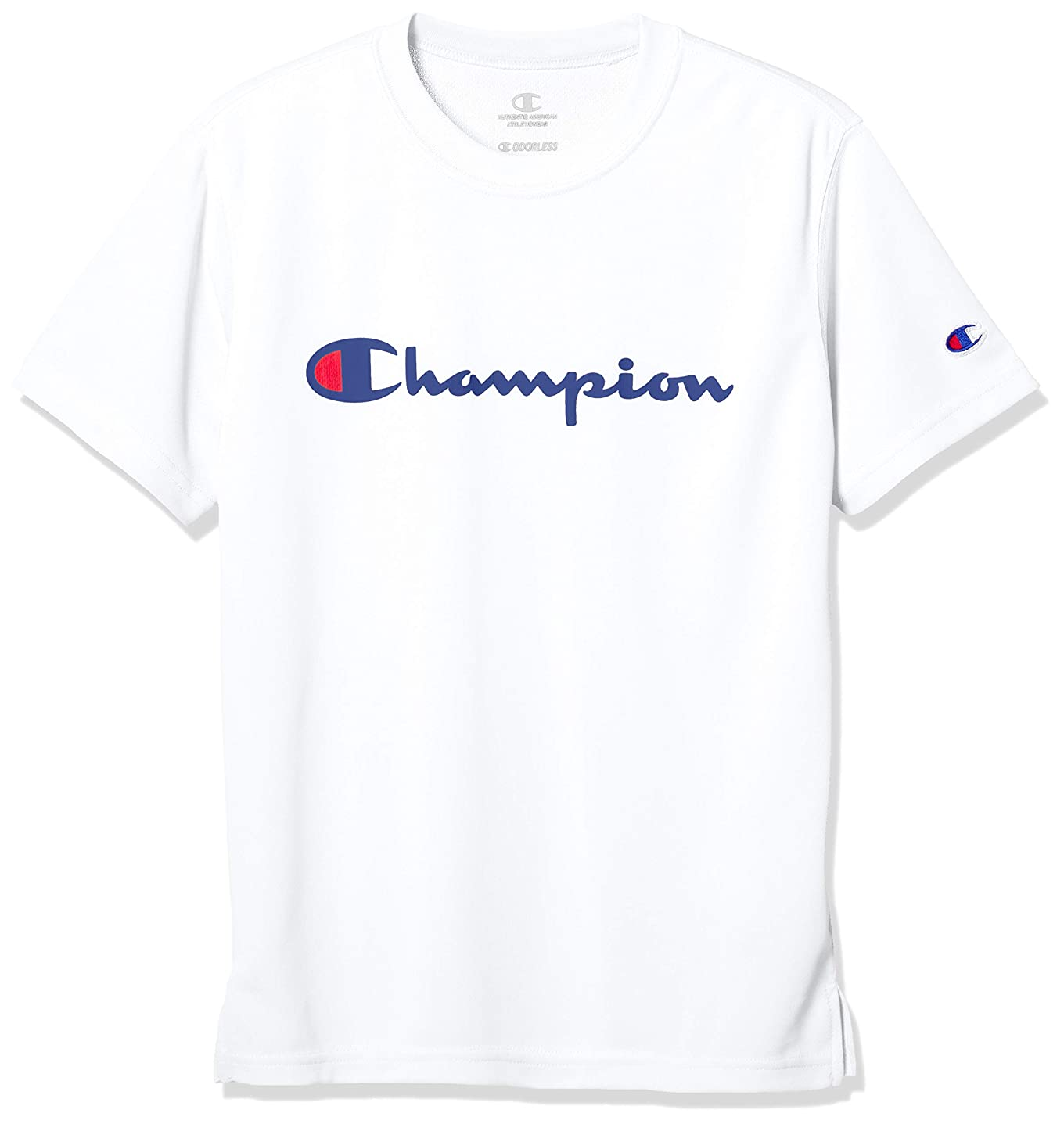 キャラバン踊り子締め切り[チャンピオン] プラクティスTシャツ バスケットボール CK-PB320