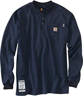Men's Big & Tall Flame Resistant Force Cotton Long Sleeve...