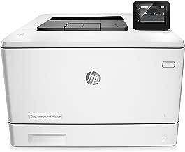 HP LaserJet Pro M452dw Wireless Color Laser Printer with Duplex Printing (CF394A)