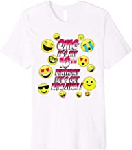 OMG It's My 10th Happy Birthday | 10 year old Boy Girl Shirt