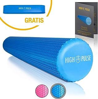 High Pulse - Rodillo para pilates, incluyepóster con