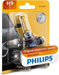 Philips H9 Standard Halogen Replacement Headlight Bulb
