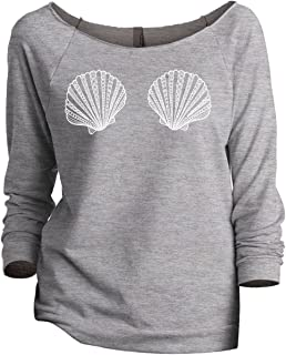 Best mermaid shell sweater Reviews