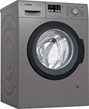 Bosch 7 kg Fully-Automatic Front Loading Washing Machine (WAK2016TIN, Pearl Dark Grey)