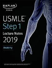 USMLE Step 1 Lecture Notes 2019: Anatomy (Kaplan Test Prep)