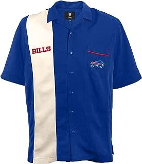 buffalo bills bowling shirt