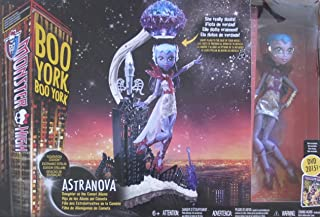 MONSTER HIGH Boo York, Boo York ASTRANOVA Doll & FLOATATION STATION Playset w LIGHTS That FLASH to Your MUSIC (2014)