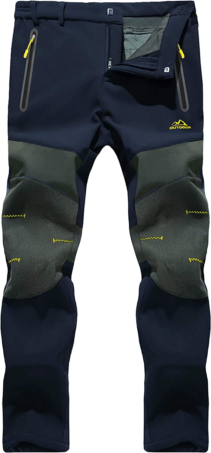 Complete Free Shipping MAGCOMSEN Men's Winter Limited time for free shipping Ski Snow Water Hiking Resista Pants