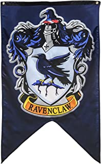 "Harry Potter Hogwarts House Wall Banner (30"" by 50"") (Ravenclaw)"