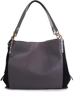 Dalton 31 Leather Hobo Shoulder Bag