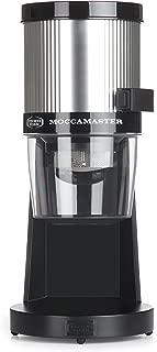 Technivorm Moccamaster 49312 KM4 TT Grinder, 14 oz, Polished Silver Finish