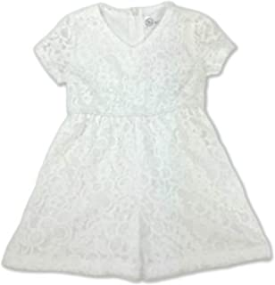 Allegra and Harvey Charlotte Playsuit - White Lace