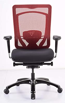 Raynor Gaming Energy Competition Series Chair, Red