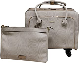 Simply Noelle Nile Roller Bag (Pearl)